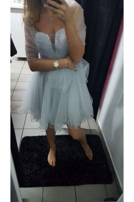 Sukienka tiulowa 6506