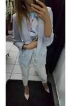 Marynarka szara 0274