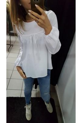 Biała elegancka koszula biel