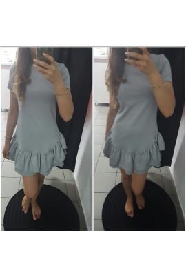 Dzianinowa sukienka 9090