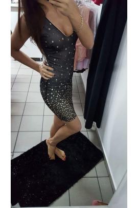 Sukienka dopasowana DIAMENT