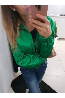 Bomberka zielona